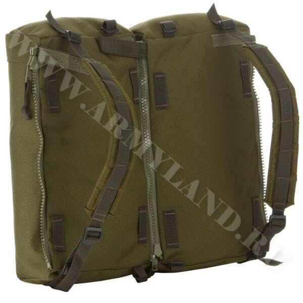 Оригинал.  Многофункциональный экспедиционный рюкзак Volcano II...